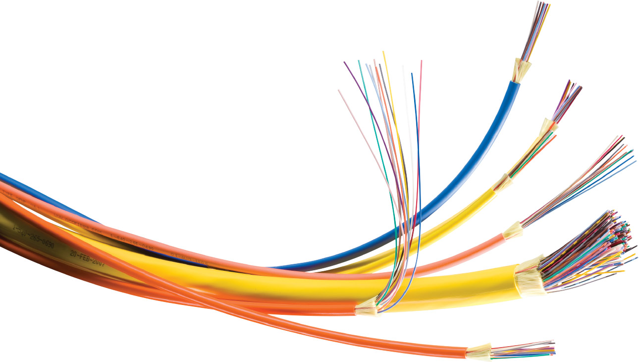Fibre Optic Cabling